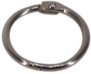 Bronyl gebroken ringen diameter 19 mm, doos van 100 stuks