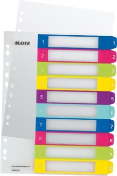 Leitz WOW printbare index, 10 tabs