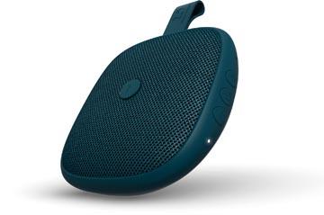 Fresh n' Rebel Rockbox Bold XS, draadloze Bluetooth speaker, Petrol Blue