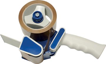 Pergamy afroller voor verpakkingsplakband tot 50 mm, met rem