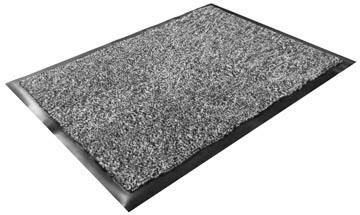 Floortex deurmat Dust Control, ft 90 x 150 cm, grijs