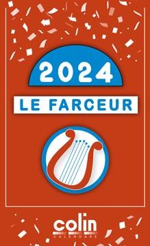 Dagblokkalender Le Farceur François Pirette 2022