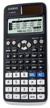 Casio wetenschappelijke rekenmachine FX-991EX