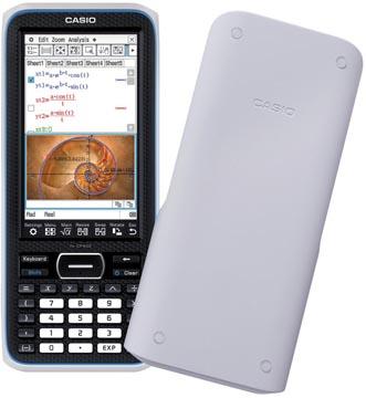 Casio grafische rekenmachine FX-CP400+E