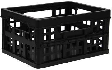 Really Useful Box plooibox 1,7 liter, zwart