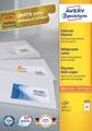Avery Zweckform 3422, Universele etiketten, Ultragrip, wit, 100 vel, 24 per vel, 70 x 35 mm